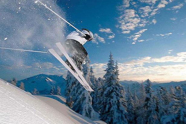 Grootste skigebieden van Italië