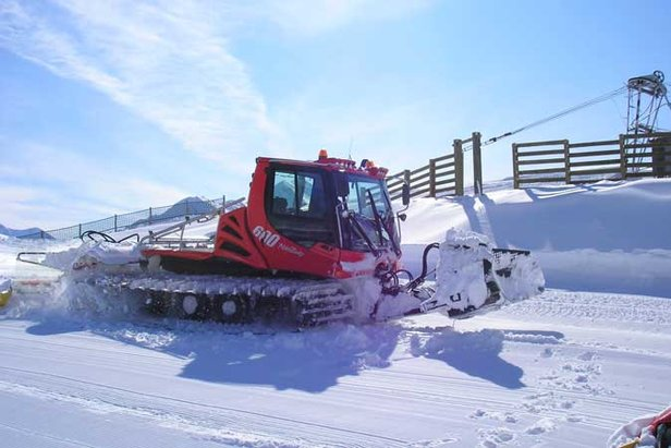 Resorts Open Following Heavy Snow In The Pyrenees