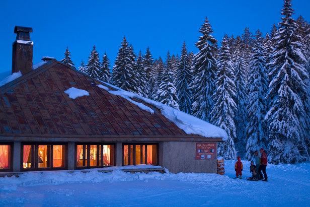 Expérience : Dormir en refuge dans les Montagnes du Jura- ©Chalet de la Frasse / Montagnes du Jura