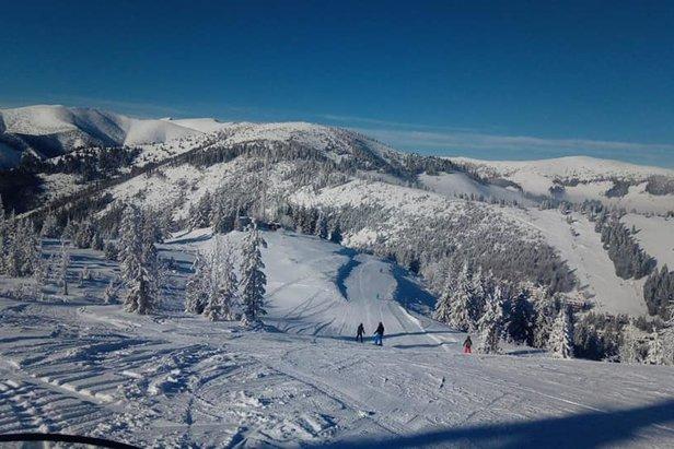 Aké sú snehové podmienky v TOP 20 lyžiarskych strediskách?Ski centrum Čertovica - facebok