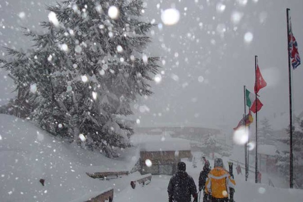 Another Metre In 24 Hours Takes Baqueira Past 8 Metres To Date