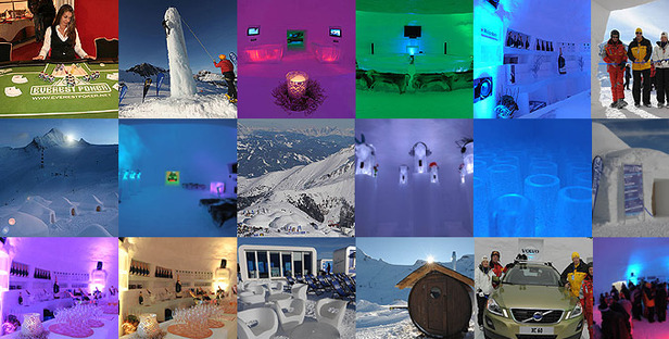 Zell am See_Ice Camp
