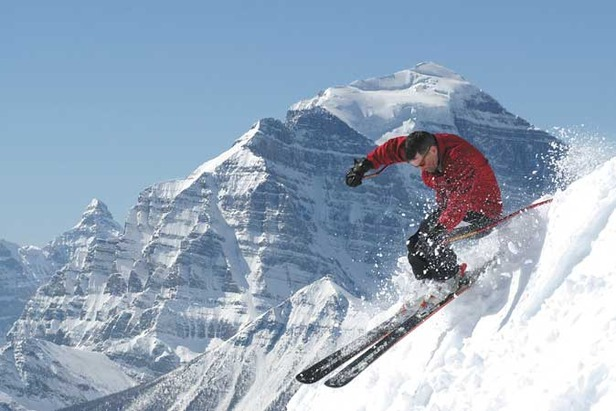 Canada's Ski Season Opens At Banff Lake Louise