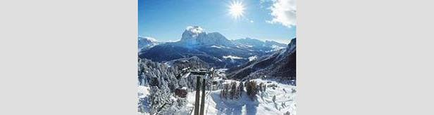 Two more quads take Val Gardena tally up to 27