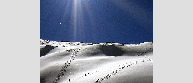 Maximale Winterfreuden am Wilden Kaiser