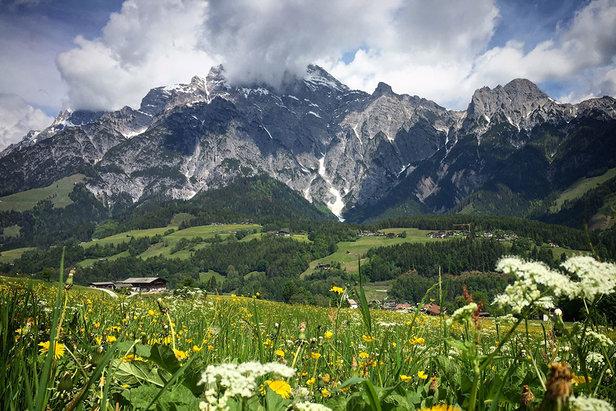 Akčné leto v alpskom stredisku Leogang pre športovcov, rodiny a romantikov