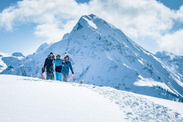 Rychlý přehled: Aktuální stav sněhu v EvropěShuttleberg Flachauwinkl - Kleinarl