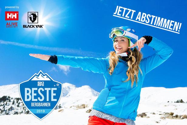 Abstimmen und zwei tolle Jacken gewinnen: Welches ist das beste Skigebiet in Europa?drubig-photo_Fotolia
