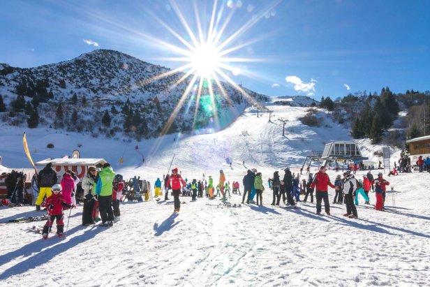 Dove sciare a primavera? Le top 10 stazioni sciistiche italiane- ©Monte Bondone Facebook
