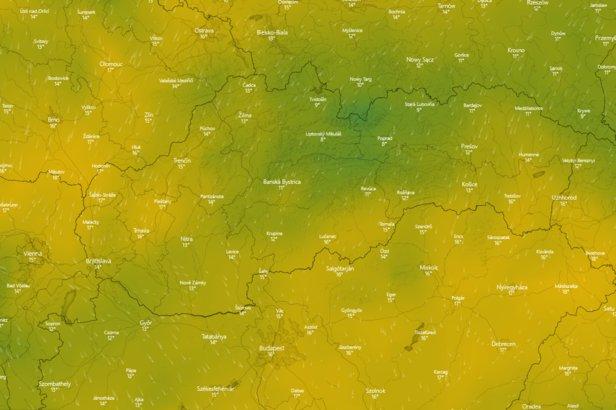1d7fc412364c Aké bude počasie  Aktuálna predpoveď na najbližších 10 dní