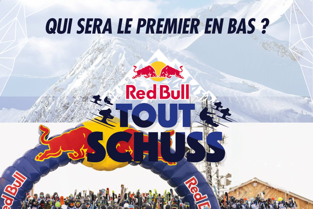 Red Bull Tout Schuss Les Orres 2019
