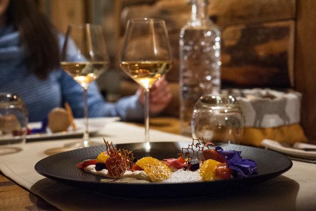 Le Refuge des 3 diables, le nouveau restaurant bistronomique de Valmeinier- ©APernet / OT Valmeinier