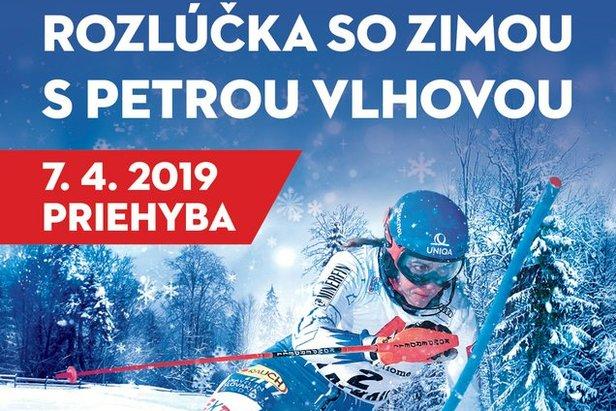 Exhibičný paralelný slalom sPetrou Vlhovou v JasnejTMR, a.s.