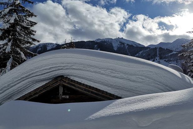 bc1cfade6 Aké sú snehové podmienky v TOP 20 lyžiarskych strediskách?