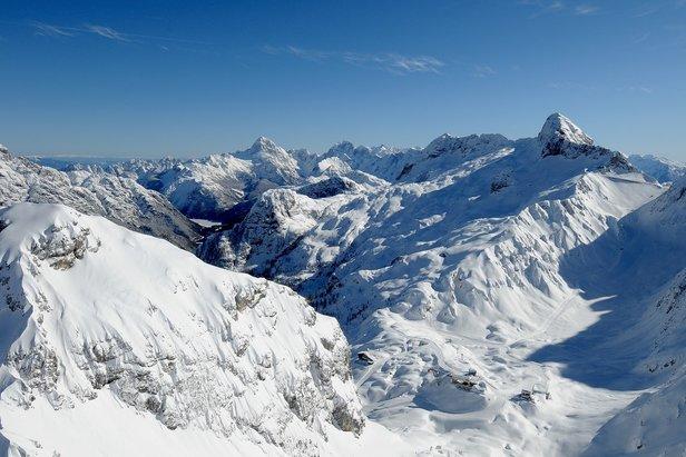 A Sella Nevea vanno in scena le finali della Coppa Europa di Sci Alpino 2019- ©Ph. Carlo Spaliviero