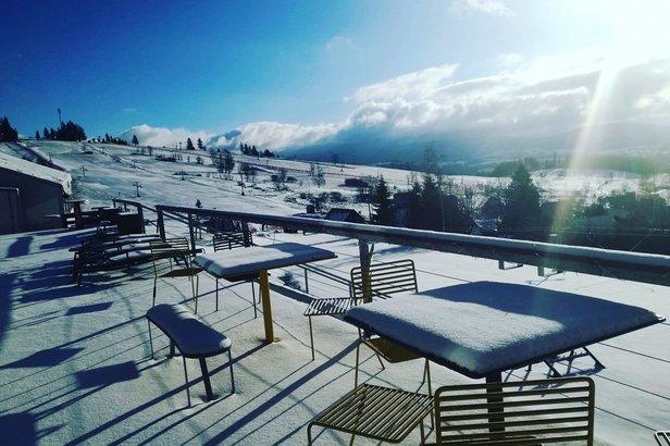 Kde v Čechách se dnes lyžuje a kolik je sněhu- ©Skiareál Kraličák | facebook