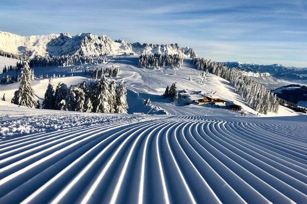 Schneebericht: Neue Schneefälle ab Sonntag? ©Anita Baumgartner