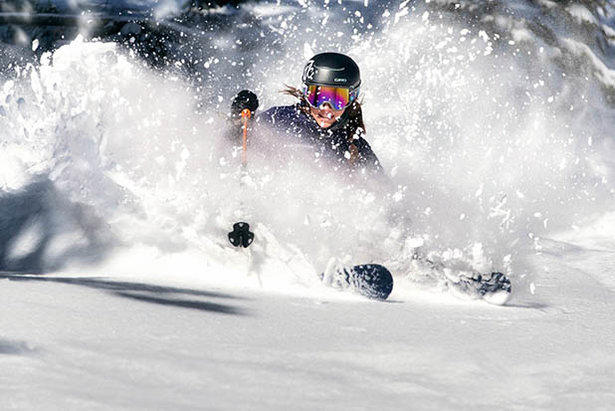Serious Snow Headed for Sun ValleySun Valley Resort