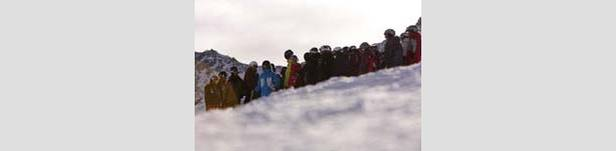 Ski challenge for young European skiers expands