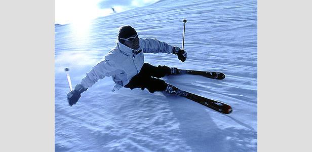 Wipptal - skier