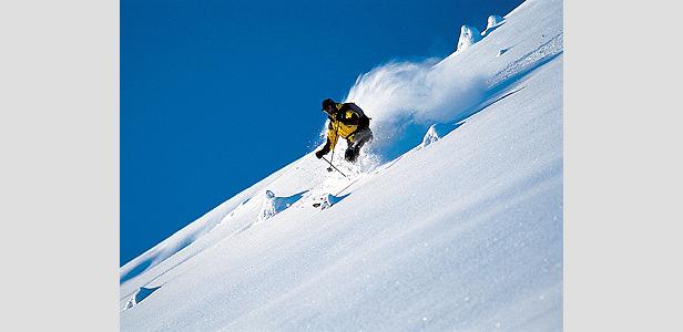 Kaiserwinkl - Skiing