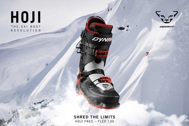 Dynafit HOJI FREE pour skier sans limites et marcher confortablementDynafit