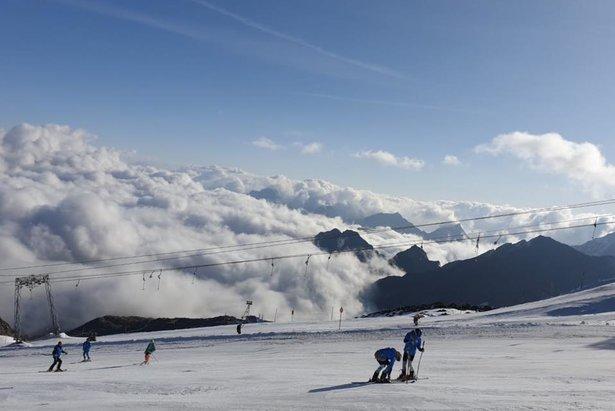 Gdzie na narty w październiku?- ©L. Ranalter/Facebook