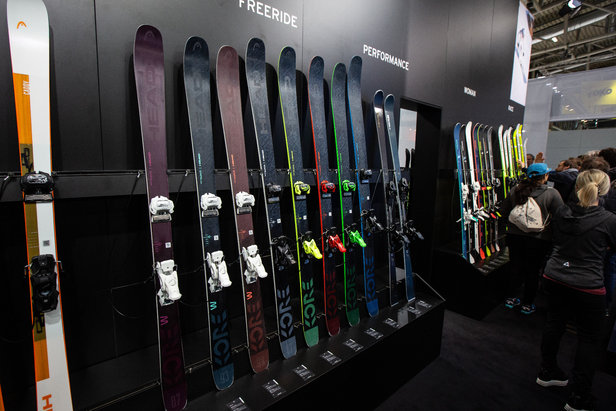 Head Freeride-Ski 2020/2021