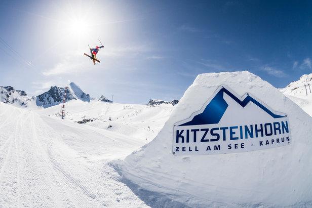 El Snowpark de Kitzsteinhorn  - © Kitzsteinhorn - Gletscherbahnen Kaprun AG