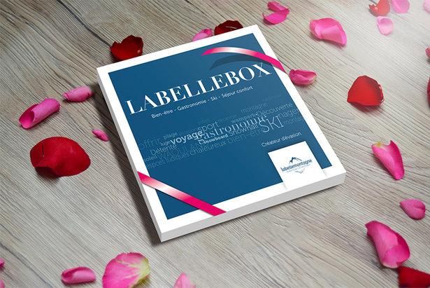 LabelleBox, le coffret cadeau à déposer au pied du sapin de tous les amateurs de neige...