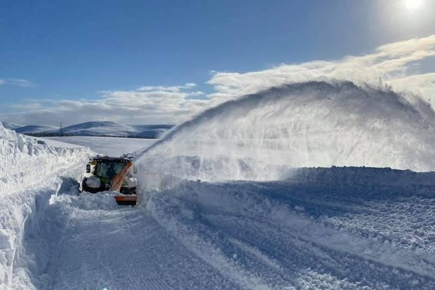 Scotland has best snow in years but remains closed due to Covid-19Iain&PaulaTurner/NeilRobb