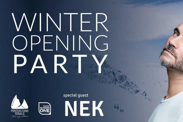 Ponte di Legno - Tonale: Winter Opening Party