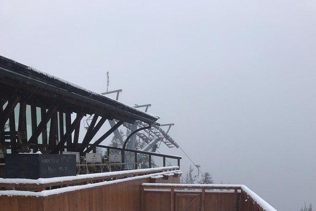 Sníh na Schmitten - Zell am See  - © Schmitten Zell am See