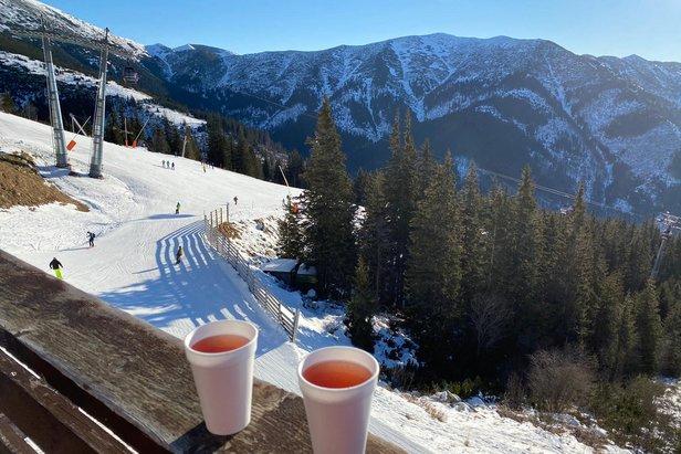 Bezpečná vianočná lyžovačka v Jasnej