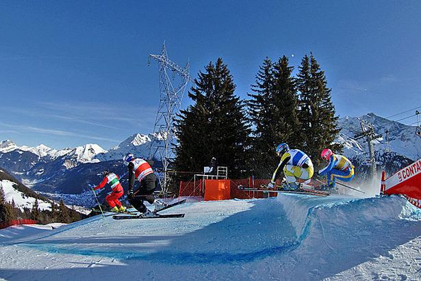 Ski Cross: Heim-Weltcup für DSV-Asse am Götschen- ©Nuts