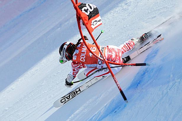 Görgl schlägt Vonn im Cortina-Abschlusstraining, Unterwäsche-Streit und Ersatztermin für Courchevel ©Alain GROSCLAUDE/AGENCE ZOOM