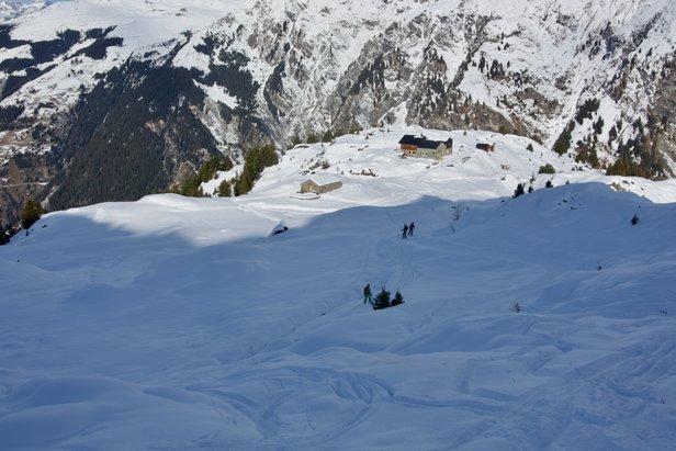 Toerski Mont Rogneux, Zwitserland  - © Jurgen Groenwals