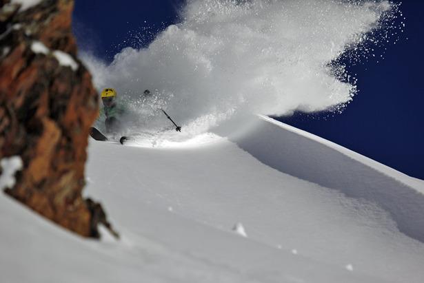 Rocker-Ski