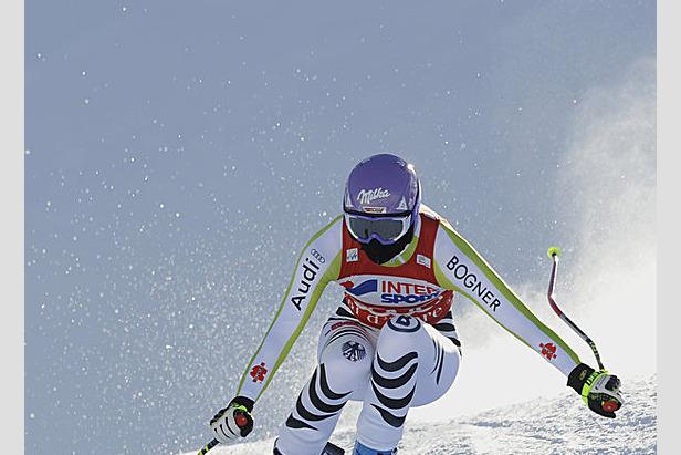 Rückblick Val d'Isere Damen 2010: Vonn nicht zu stoppen ©Alain GROSCLAUDE/AGENCE ZOOM