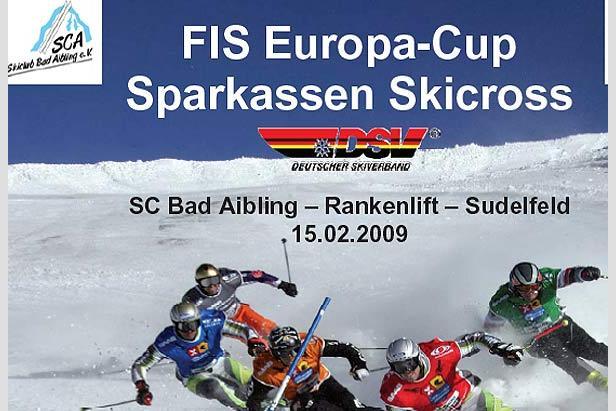 FIS Europacup Ski Cross am Sudelfeld- ©Wolfgang Schmidt