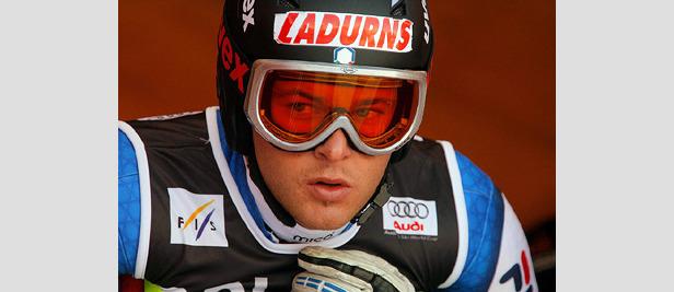 Staudacher sensationell erster Weltmeister in Are- ©Head