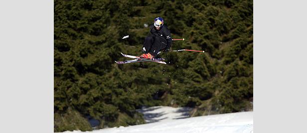 Video: Ski Cross Weltcup Kreischberg 2008: Finale- ©Tomas Kraus