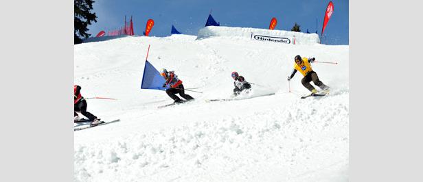 Ski Cross - DSV-Athleten überzeugen beim Europacup- ©Christoffer Leitner