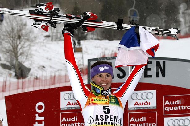 Ski-Weltcup in Aspen 2011- ©Head