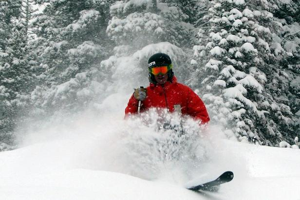 Powdertag in Winter Park