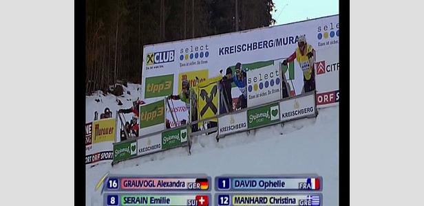 Video: Alexandra Grauvogl in Kreischberg- ©ÖSV