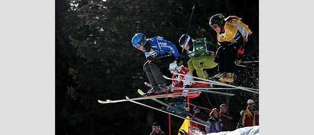 Video der Woche: Skicross in Pozza di Fassa- ©Salomon
