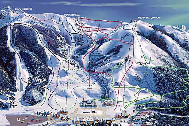 Argentinien verzeichnet beste Ski-Saison seit Jahren- ©*