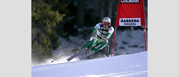 Nyman rast zum ersten Weltcup-Sieg ©ZOOM Agency