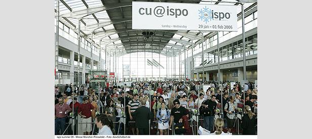 Überblick der Events auf der ispo winter 2007- ©ISPO